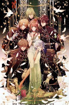 ayy daría todo por que hubiese una segunda  temporada de este hermoso anime harem