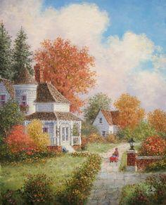 Golden Tree Lane Dennis Lewan