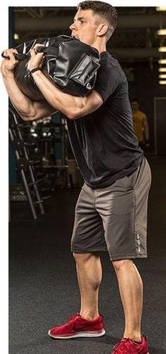 Bodybuilding.com - Build Serious Strength With Sandbag Training! 4 Workouts + workout logs (PDF).
