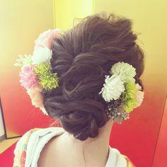 和装ウェディングに似合う髪型特集! | marry[マリー]