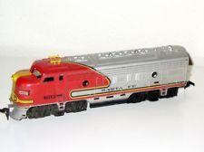 santa fe ho train engine - Google Search