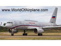 Tupolev Tu-214 WorldOfAirplane