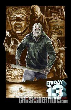Friday The 13th Saga