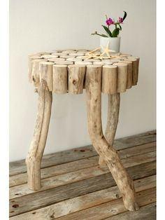 Cool wood table