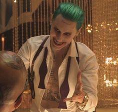 Joker so sexy Joker Cosplay, Female Joker Costume, Jared Leto Joker Costume, Hallowen Costume, Couple Halloween Costumes, Halloween Outfits, Halloween Ideas, Halloween Kostüm Joker, Jared Leto Joker