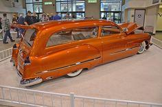 1949 Cadillac Phantom Wagon