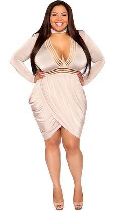 a6e0ea724ef Nudie Dress-Dresses-Boughie-Boughie Plus Size Dresses