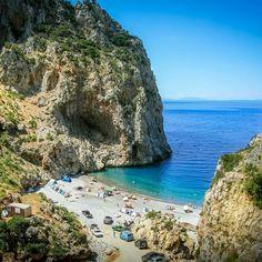 Vithouri beach, Evia, Greece