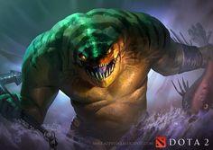 Brilliant Concept Art by Mike Azevedo - Cruzine Fantasy Heroes, Fantasy Art, Dark Fantasy, Dota 2 Heroes, Dota Warcraft, Dota 2 Wallpapers Hd, Character Art, Character Design, Defense Of The Ancients