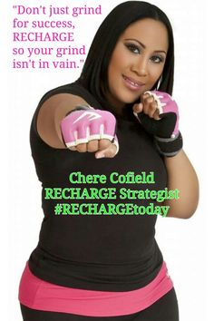 #RECHARGEtoday