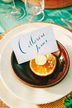 We are Totally Crushing on These Orange Wedding Ideas - Katie Stoops Photography