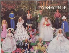 Fashion Doll ensemble - Barbie sewing - Elesy Lena - Веб-альбомы Picasa