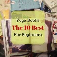 The 10 Best #Yoga Books for Beginners | Ashley Josephine Wellness: http://bit.ly/1kRYKIe