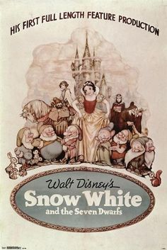 See All 53 Walt Disney Animation Movie Posters From Snow White and the Seven Dwarfs to Frozen, see every Walt Disney Animation theatrical poster.From Snow White and the Seven Dwarfs to Frozen, see every Walt Disney Animation theatrical poster. Posters Disney Vintage, Retro Disney, Disney Movie Posters, Classic Movie Posters, Vintage Movies, Disney Pixar, Film Vintage, Vintage Disney Princess, Punk Princess
