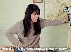 Pin for Later: How to Survive Your According to Broad City Hold Tight to Those Bed Bath & Beyond Coupons Broad City, Make Em Laugh, Bath And Beyond Coupon, Fan Fiction, Fan Girl, Best Shows Ever, Mtv, Movies And Tv Shows, Nutella