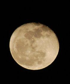 Full Moon March 9, 2012