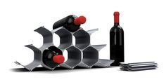 Help John make his awesome winerack!  http://www.kickstarter.com/projects/johnpaulick/winehive?ref=live