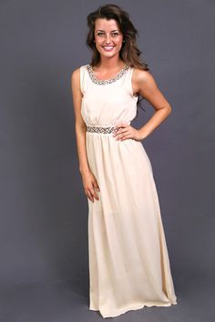 Bow Peep Maxi Dress