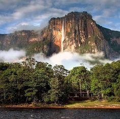 Especial_fotosvzla3. Salto Ángel – Estado Bolívar. Venezuela.