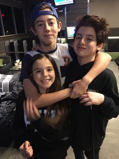 Griffin, Thomas and Alexa