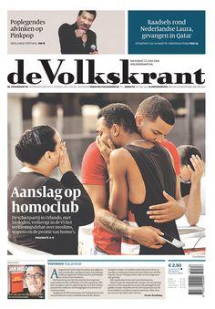 de Volkskrant   Today's Front Pages   Newseum