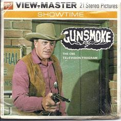 Gunsmoke Retro Toys, 70s Toys, Matt Dillon, View Master, 3d Photo, Cartoon Tv, Best Western, Disney Cartoons, Yahoo Images