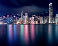 Attracted to the big city lights to find our dreams... From: Neon Hong Kong (15 photos) - My Modern Metropolis