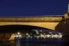 Des petits des petits ponts encore des petits ponts.... -