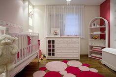 Design de Interiores no quarto de bebe