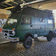 Vw Lt Camper, Off Road Camper, Camper Trailers, Camper Van, Vw Syncro, Volkswagen Transporter, Vw Bus, Vw Lt 4x4, General Motors
