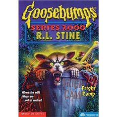 Fright Camp (Goosebumps Series 2000, No 8)