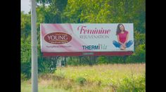 Have you seen our new #ThermiVa billboard? Non-invasive feminine rejuvenation can help with dryness, incontinence & vaginal tightening. Free consultations! #incontinence #vaginalrejuvenation #femininerejuvenation