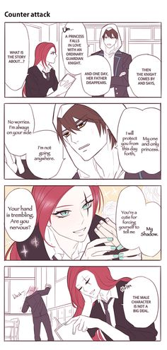 academy katarina talon (Gekkan Shoujo PARODY) by S2PQ on DeviantArt