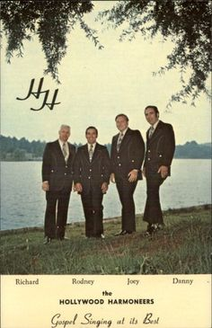Southern Gospel concerts at church. My dad was in this group. :)