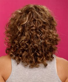 Medium Curly Hair - Curly Hairstyles - Curly Medium Hair Styles
