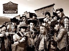 """Super Junior for their seventh album """"Mamacita"""". i thought this is just a ridiculous concept & they prove me wrong. for once, i'm glad, i'm wrong! XD"""