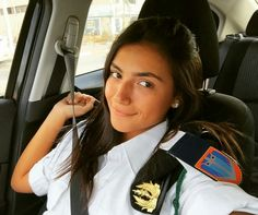 IDF - Israel Defense Forces - Navy - Women Military Female, Military Girlfriend, Military Women, Israeli Female Soldiers, Amazing Women, Beautiful Women, Israeli Girls, Idf Women, Army Police
