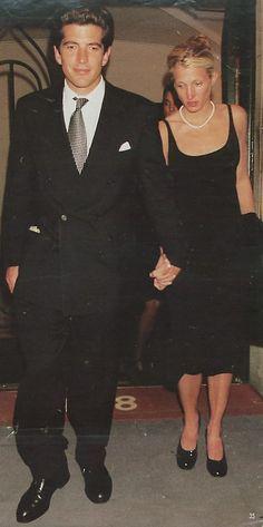 1996 - Wedding reception at Caroline's house