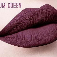 #PlumQueen #lipstick #DoseOfColors #Makeup