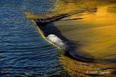 ''Golden blue sea 3'' - © Vassilis Tagoudis