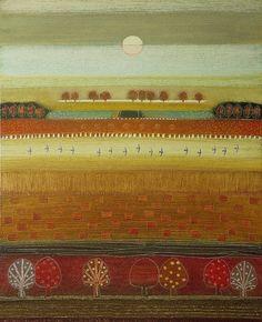 814 - It was a hot day - 90x70cm | Rob van Hoek Landscapes