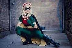 Geek Group Network: [Cosplay] Lady Robin (Stephanie Brown)