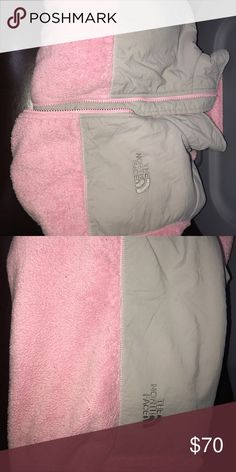 Pink Northface pink winter northface size 14/16 North Face Jackets & Coats