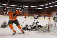 2012 NHL Playoffs: Penguins vs. Flyers Series Redefining Playoff Hockey