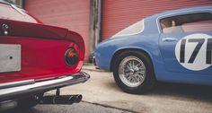 These multi-million-pound Ferraris frame the 'Golden Era'   Classic Driver Magazine