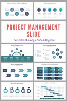 Presentation Slides Design, Business Presentation Templates, Powerpoint Charts, Powerpoint Design Templates, Project Management Certification, Project Management Professional, Work Train, Management Books, Instructional Design
