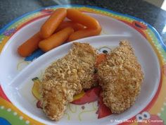 Mary Ellen's Cooking Creations: Toddler Friendly: Crispy Chicken Nuggets
