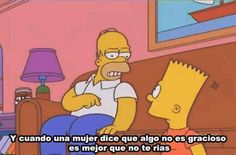 Find images and videos about woman, the simpsons and homer on We Heart It - the app to get lost in what you love. Simpsons Frases, Simpsons Meme, Simpsons Quotes, Homer Simpson, Lisa Simpson, Rapper School, The Simpsons Tv Show, Pretty Images, Spanish Memes