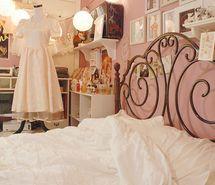 bed, bedroom, decor, mannequin, same bedroom (Full Size)