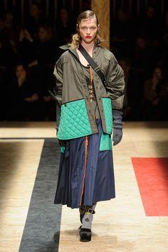 Prada Fall 2016 Ready-to-Wear